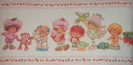 1163 Best Strawberry Shortcake Images On Pinterest
