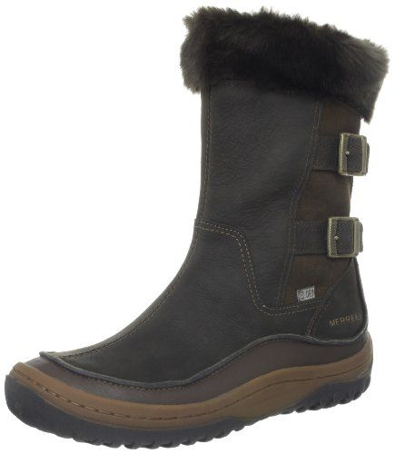 Toasty and waterproof, this capable boot can tackle plenty of cold-weather drama.