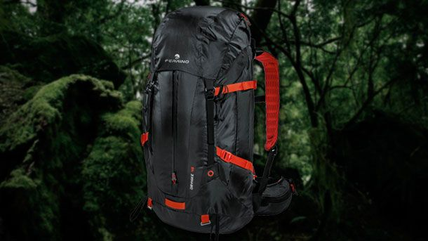 Ferrino Dry Hike 485  походный рюкзак из водонепроницаемой мембраны OutDry