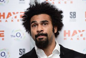 Canelo vs. Khan Fitght Update - David Haye Comments