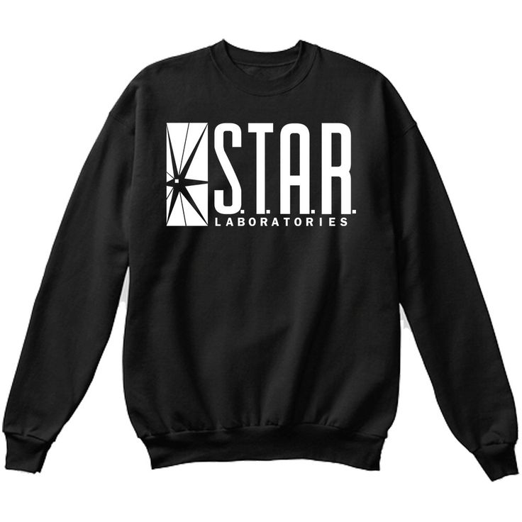 S.T.A.R Laboratories STAR Labs Sweater Sweatshirt Crewneck Pullover - Premium Quality by DealsandThrills on Etsy https://www.etsy.com/listing/263646455/star-laboratories-star-labs-sweater
