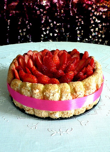 Strawberry Charlottes Recipes — Dishmaps