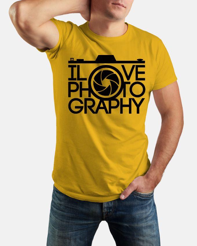 0c764d5462bf I Love Photo T shirt Camera T shirt Collection 2019 Summer Collection 2019  Summer T shirt
