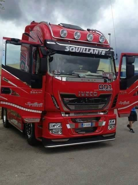 Italian beauty...  <3 #trucks #transport