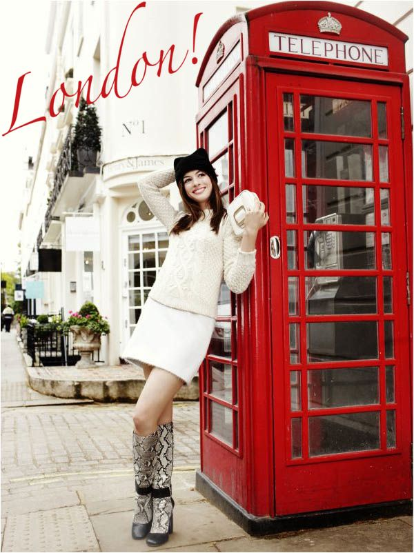 London! @Neriza Caye Madarang, i want a photo of you like this in London!