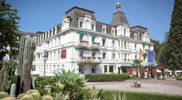 Panacée Grand Hotel Römerbad - 4 Star #Hotel - $90 - #Hotels #Germany #Badenweiler http://www.justigo.co.za/hotels/germany/badenweiler/ibb-brandhotel-romerbad_200321.html