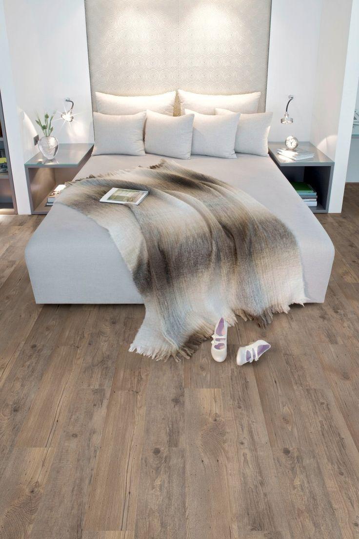 PVC vloer, mooie kleur