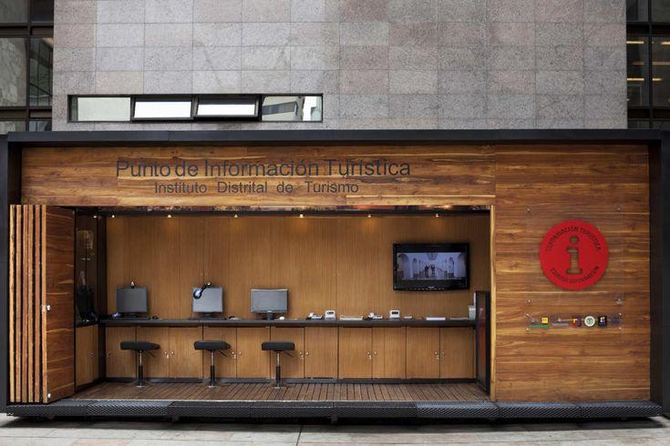 Gallery of Bogota Tourist Information Spots / Juan Melo + Camilo Delgadillo - 9