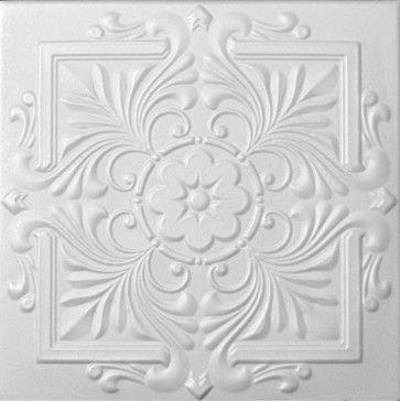 R 14 Styrofoam Victorian Ceiling Tile  wallpaper