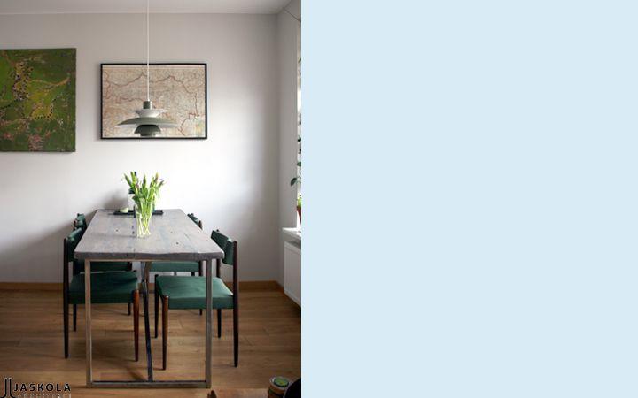 jadalnia - stół INTTERNO  - realizacja 2014 - projekt JJJASKOLA ARCHITEKCI