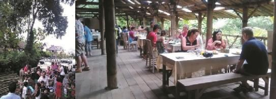CA Technology held a charity event for children at Tegal Jadi village, Tabanan, Bali while joining WakaLandCruise trip. They were having a closer look on the Balinese way of life and culture and enjoying great lunch at Bamboo Forest Restaurant, uniquely located on the slope of mount Batukaru. http://www.wakahotelsandresorts.com/waka-land-cruise
