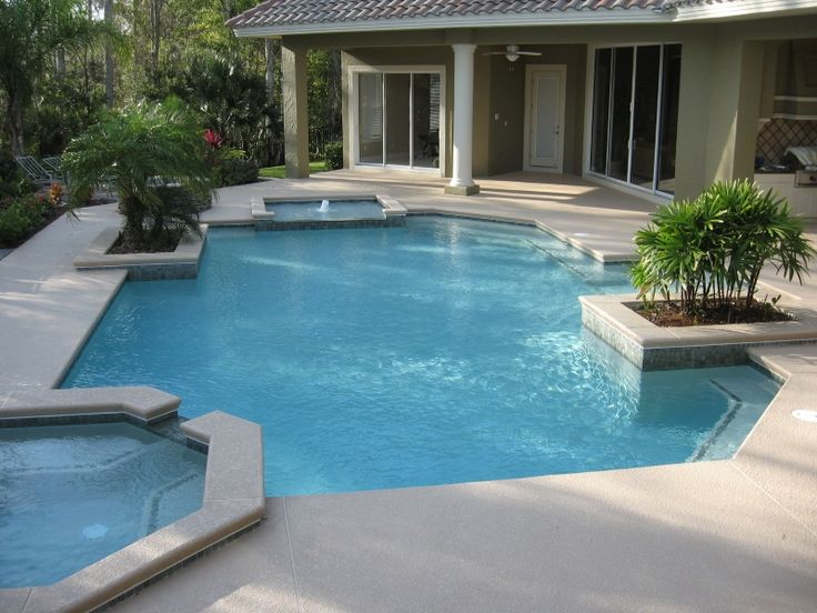 14 best Our Pool Designs images on Pinterest | Pool designs, Pool ...