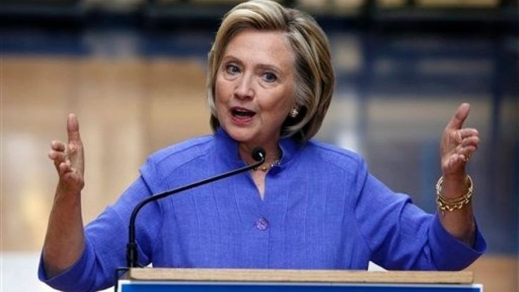 Hillary Clinton to campaign for Democrats in 2018 — and Republicans hope she holds true to this