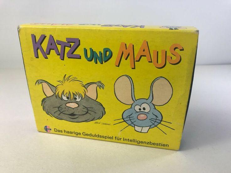 Star Games Katz Un D Maus