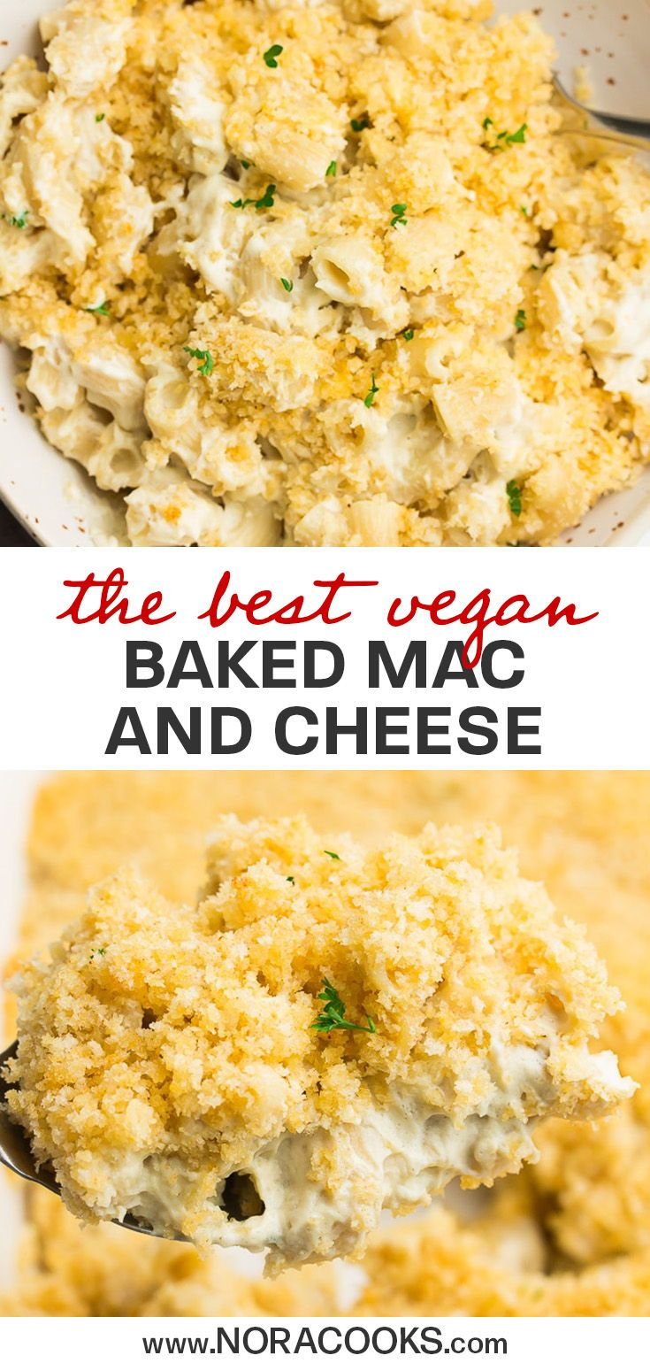 Vegan Baked Mac And Cheese Nora Cooks In 2020 Whole Food Recipes Vegan Mac And Cheese Vegan Cheese Recipes