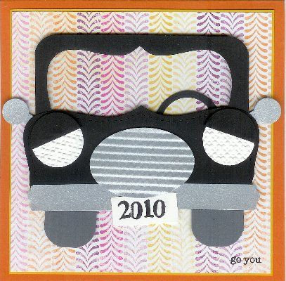 IC230 Car by ruby-heartedmom - Cards and Paper Crafts at Splitcoaststampers