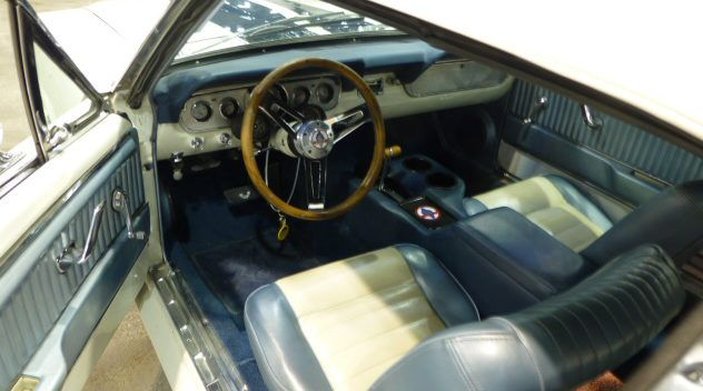 1966 Ford Mustang Convertible - 3