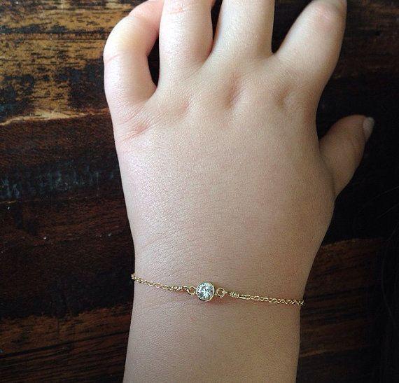 c1c5a5f9ed52 Gold baby Bracelet
