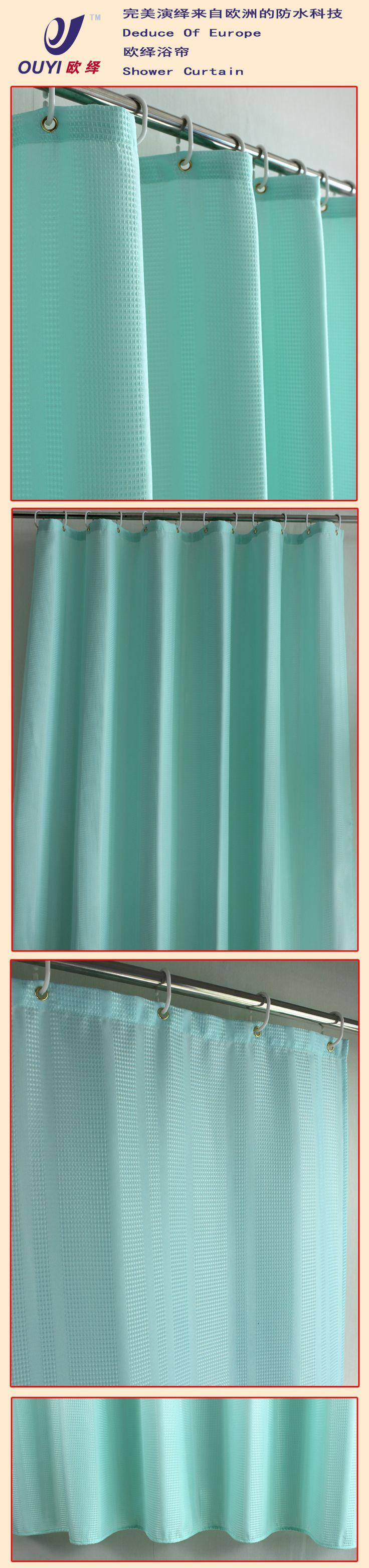 Новый современный высокое качество жаккардовые ткани для душа зеленый водонепроницаемый утолщение Terylene ванной занавески для купить на AliExpress