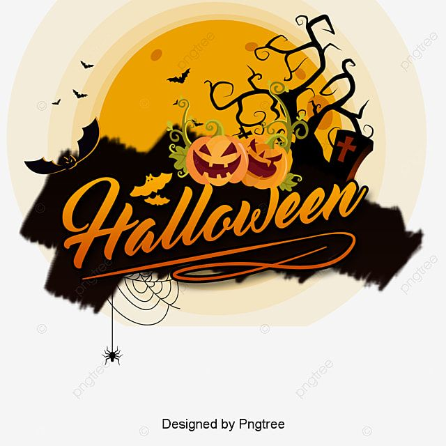 Pngtree Provides You With 9 985 Free Transparent Halloween Png Vector Clipart Images And Psd Files All Of Halloween Vector Halloween Design Halloween Layout