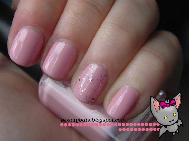 BeautyBats: Kiko 376 Rosa Confetto