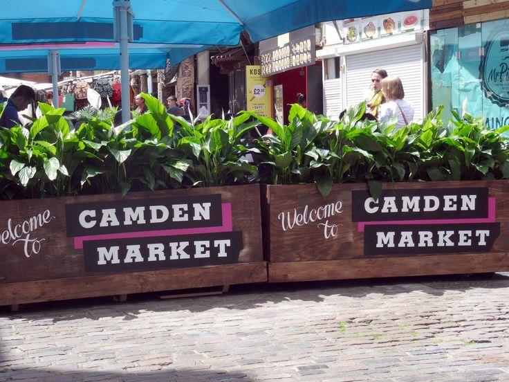 Camden Market, London - Biggest Flea Market in the World