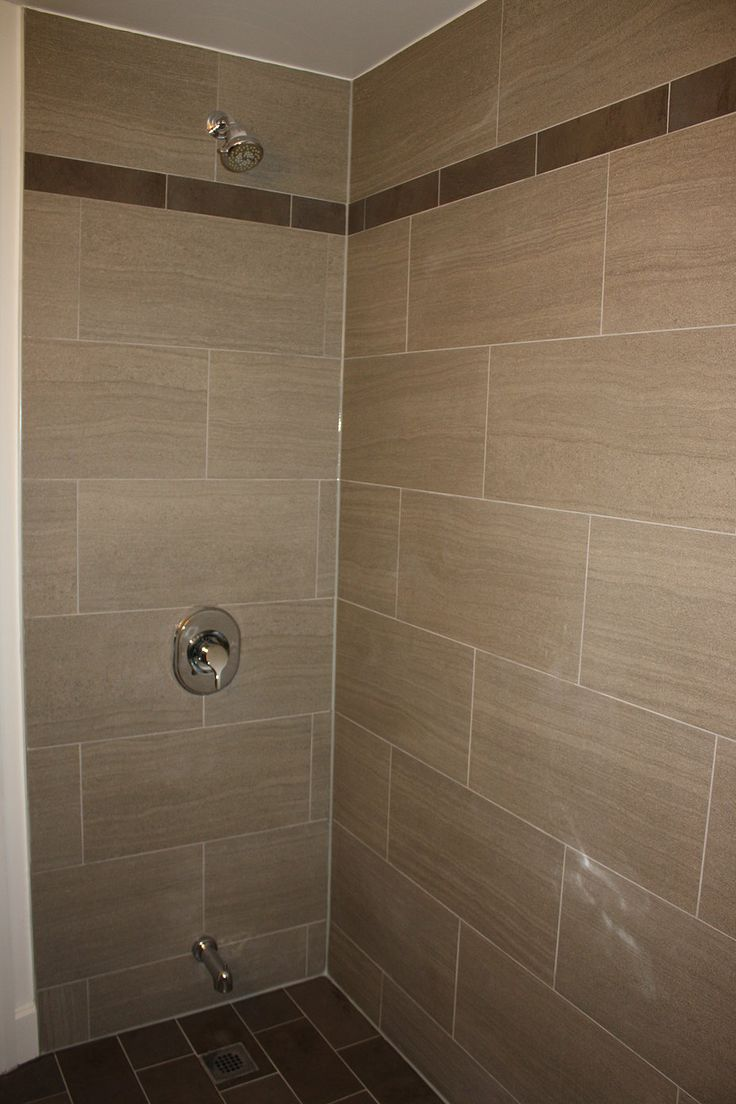 Large format subway tile 28 images small shower for Large format glass tile