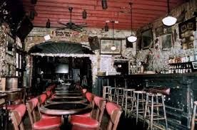 Did you know that the Led Zeppelin In Through The Out Door album cover was designed to look like the inside of the famous Old Absinthe House in New Orleans Louisiana? Take a look! You can by a copy of this classic Zep album on www.CheckeredRecords.com
