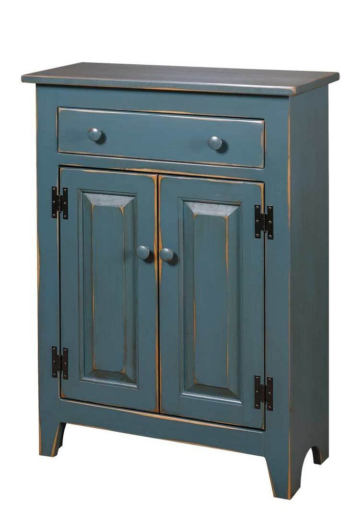 Gothic Cabinet Craft   Small Jelly Cupboard With Drawer, $209.00 (http://