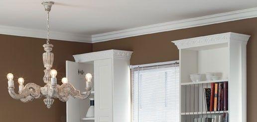 43 best moulures images on pinterest home ideas binder. Black Bedroom Furniture Sets. Home Design Ideas