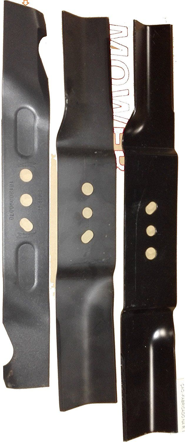 'bricoferr bf500bs-4–18Replacement Lawn Mower Blade, Petrol Engine