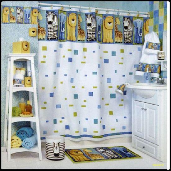 10 cute kids bathroom d cor ideas bathrooms decor for Cute bathroom ideas for kids