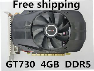 Original Graphics Card GT730 4GB DDR5 128Bit pci Express Placa de Video carte graphique Video Card for Nvidia GT free shipping (32782463019)  SEE MORE  #SuperDeals