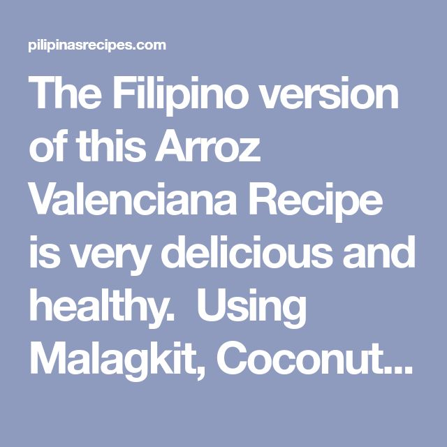 The Filipino version of this Arroz Valenciana Recipe is very delicious and healthy. Using Malagkit, Coconut Milk, Chicken, hard boiled Eggs, and Chorizo.