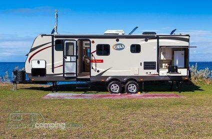 2014 Cell Peninsula Caravans in Victoria