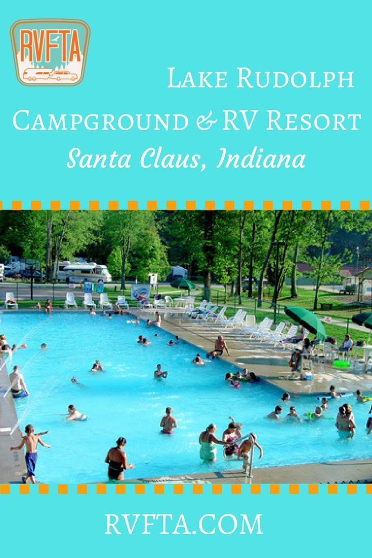 Lake Rudolph Campground And Rv Resort In Southern Indiana Lake Rudolph Kids Vacation Campground