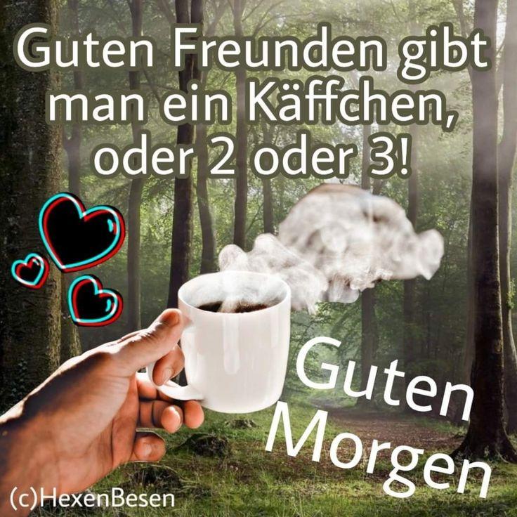 Freunde | Guten morgen lustig, Guten morgen kaffee lustig