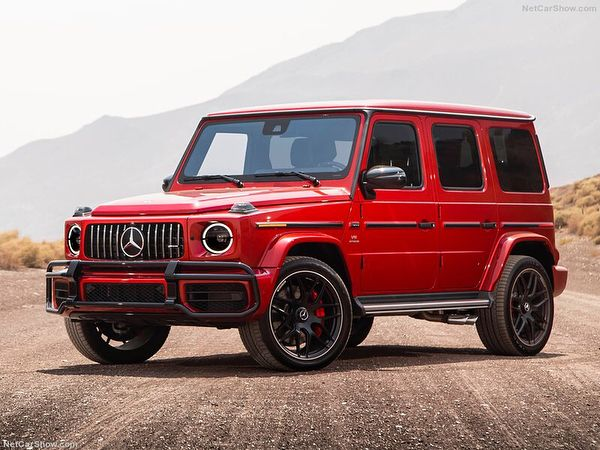 Mercedes Benz G63 Amg 2019 Newcolor Red Abudhabi Uae جي