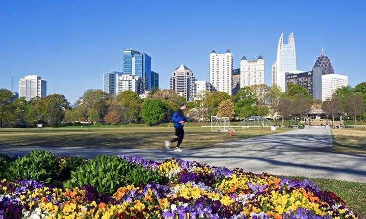 Atlanta in November: plenty things to do. See for yourself.