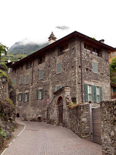 sondrio italy   Scarpatetti - Sondrio, Valtellina - Italy