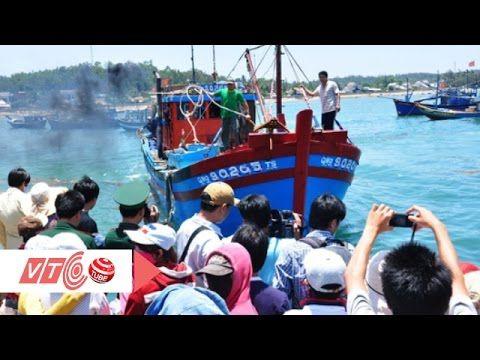 Ngư dân Quảng Ngãi bị bắn chết ở biển Trường Sa   VTC