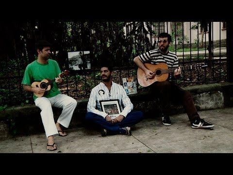 Criolo with friends I A Take Away Show in Brazil - YouTube