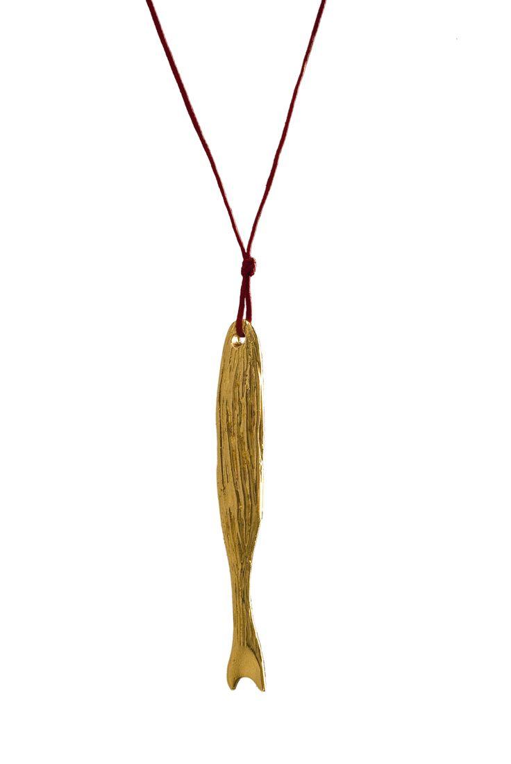 #huffyjewels #sardela ##huffyjewels #fish #pisces #collection #bronze #summer www.huffyjewels.com