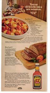 http://www.ebay.com/itm/Vintage-1976-Heinz-57-Sauce-Recipe-Magazine-Advertisement-Ad-Page-/380318309012