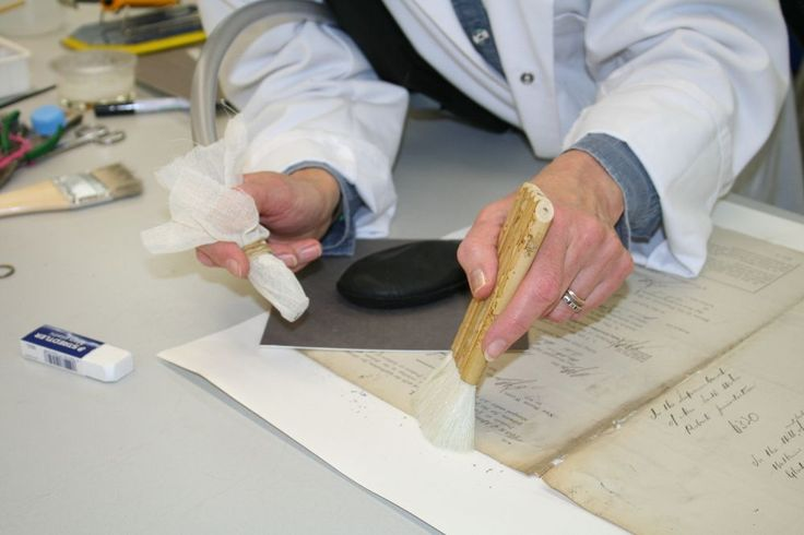 Conservation Tip No.5: Removing mould from records and archives    Removing mould can be difficult, dirty and time consuming. Mould remediation should not be undertaken lightly – especially where large quantities of records are affected.    If you find mould growing on any of your records it is first important to determine the extent of the problem