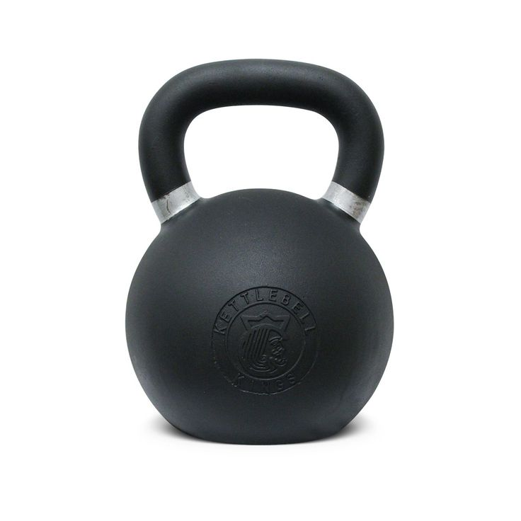 Kettlebell Kings | Kettlebell Weights & Kettlebell Set | Kettlebells For Women & Men Durable Powder Coating for Grip Strength, High Repetitions, Swings, Goblet Squats, More & Lifetime Use