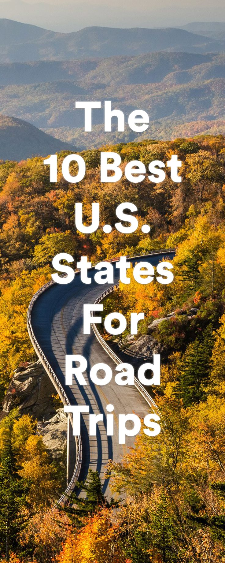 A whopping 79 percent of Americans are planning to hit the highway this summer for a road trip, according to AAA, and the options for where to go are nearly endless across our 50 states. But some places lend themselves to road trips better than others, thanks to low gas prices, summer weather, high numbers of national parks and scenic byways, and more. Weighing up 22 contributing factors, WalletHub has pulled together a list of the top states for road trips, from coast to coast.