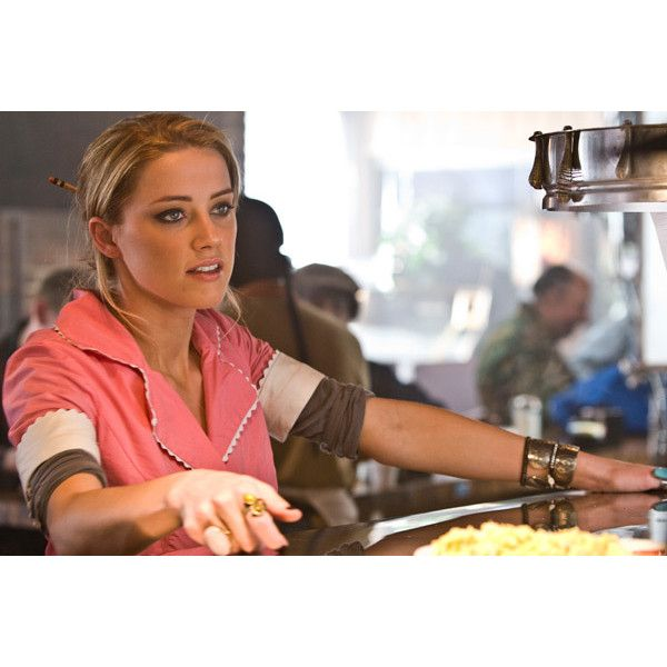 Drive Angry Red Band Trailer Exclusive Stills Dork Shelf ❤ liked on Polyvore featuring amber heard