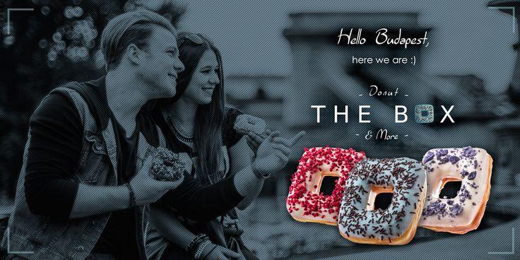 Budapest - The Box Donut