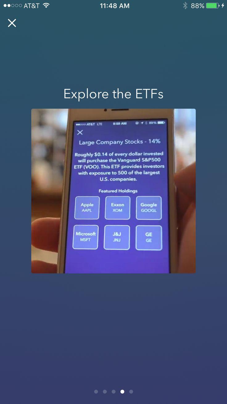 acorn app Acorns app, App, Investors